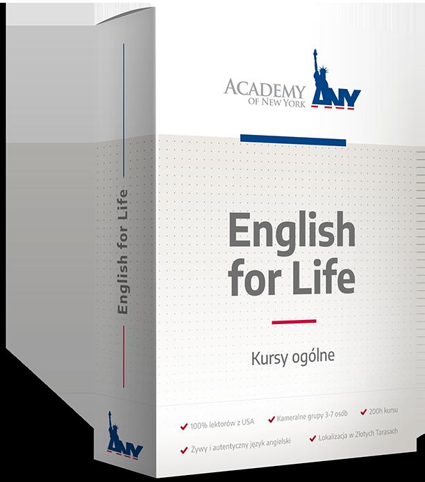 Kurs angielskiego: Ogólny