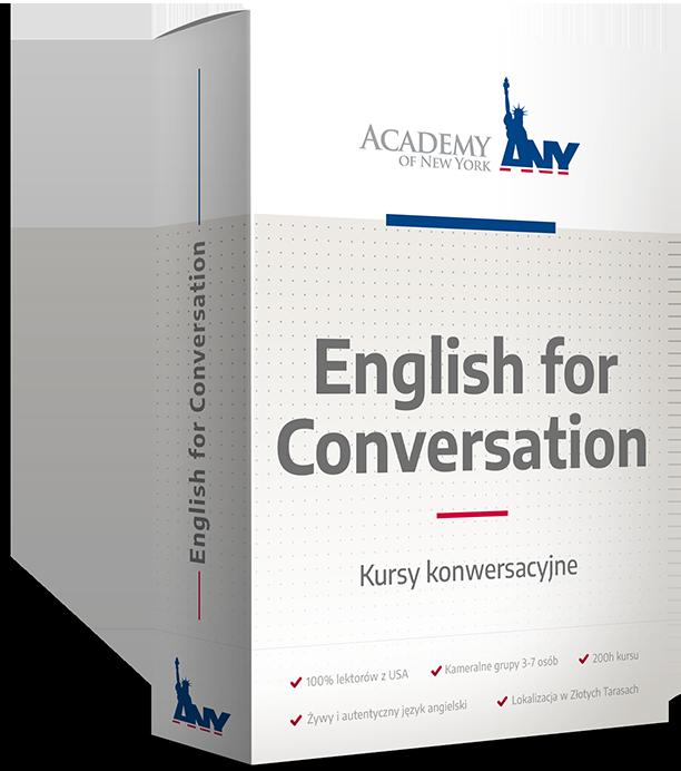 Kurs angielskiego: Konwersacyjny