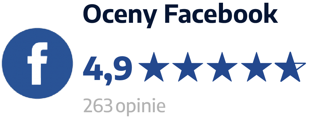 Our Facebook rating